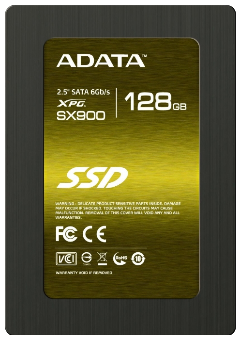 Диск SSD A-Data 128GB XPG SX900 ASX900S3-128GM-C