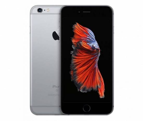 iPhone 6s 64GB Space Gray MKQN2