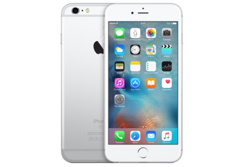 iPhone 6s 64GB Silver MKQP2
