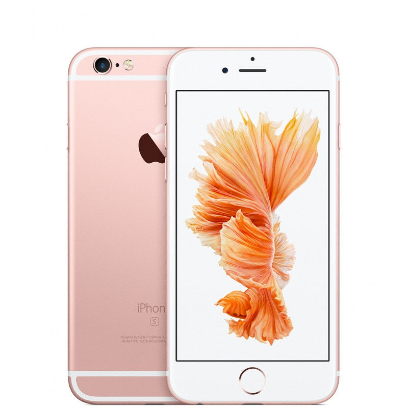 iPhone 6s 64GB Rose Gold MKQR2