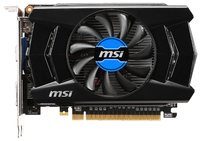Видеокарта MSI GeForce GT740 (N740-2GD5)