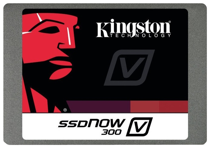 "Диск SSD Kingston SSDNow V300 60 GB 2,5"" SATA3 SV300S37A/60G"