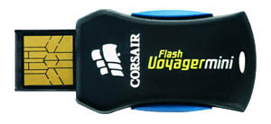 USB Flash Drive 16 Gb CORSAIR Flash VOYAGER MINI
