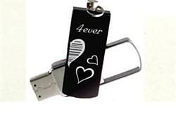 USB Flash Drive 4 Gb GOODRAM ZIP VALENTINE USB 2.0 <BLACK>